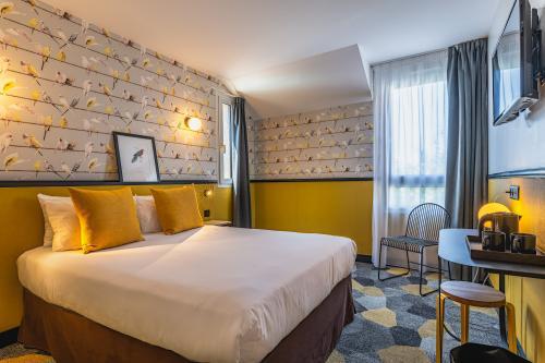 Best Western Hôtel grand Parc - Marne La Vallée
