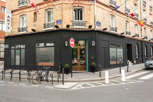 Hôtel Arty Paris