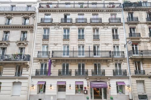 Hôtel le Cardinal by HappyCulture