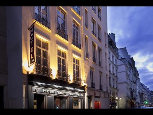 Hôtel Saint honoré
