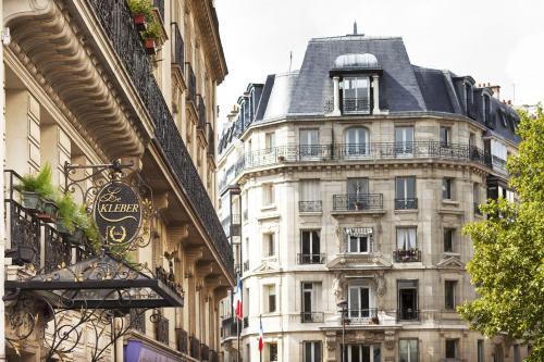 Hôtel Kleber Champs Elysées Tour Eiffel Paris
