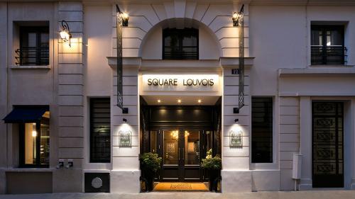 Hôtel Square Louvois