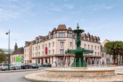 Hôtel Le Normandy