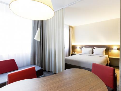 Hôtel Novotel Suites Genève Aéroport