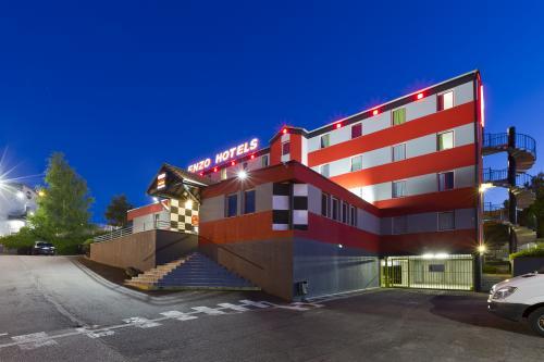 Enzo Hôtel Nancy