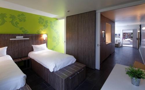 Olivarius Apart Hotel Cergy